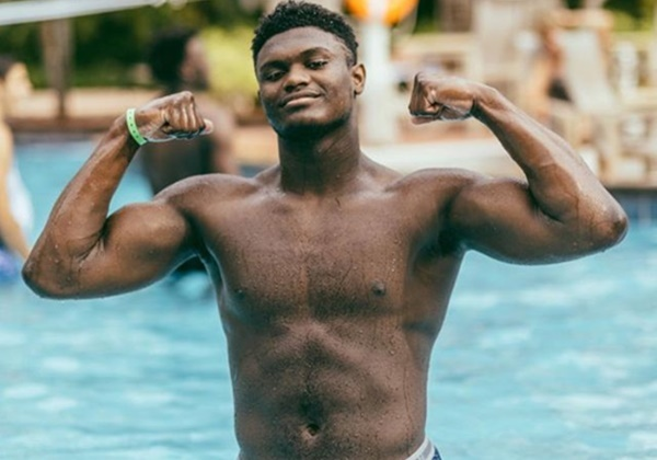 Duke Superstar Zion Williamson Almost EXPOSED a 2nd Time