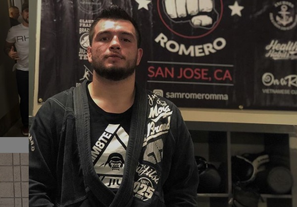 MMA Fighter Sam Romero Can't Remember What Happened