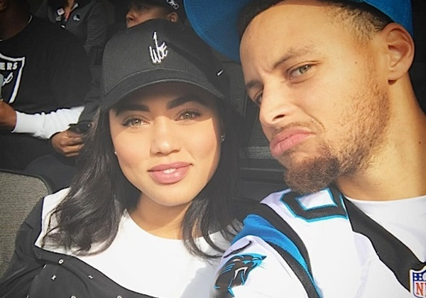 Social Media Reacts To Ayesha Curry Feeling Insecure About Steph Curry
