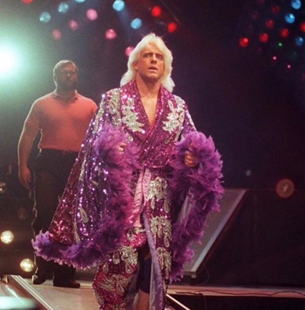 WWE Hall of Famer Ric Flair Hospitalized