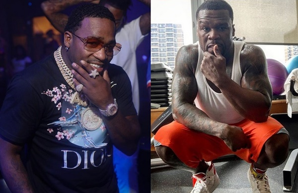 "Adrien Broner To 50 Cent: ""I Ain't Giving You Sh-t on Monday"""