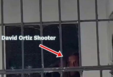 David Ortiz Shooter Speaks Through Jail Cell Window