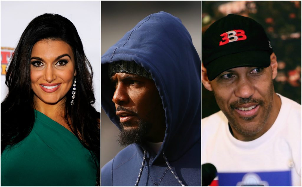Dez Bryant CALLS OUT Molly Qerim