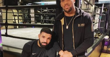 Social Media BLAMES Dreaded Drake Curse Why Anthony Joshua Lost
