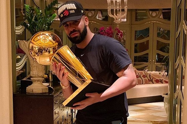 Drake Goes Viral with 'Chips with the Dip' Championship Speech