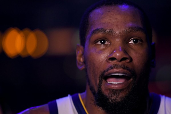 Warriors Kevin Durant Possibility Doing A Sign-and-Trade
