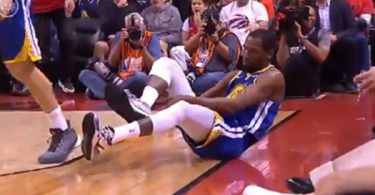 "Kevin Durant Suffers Achilles Injury in Game 5; Bob Myers ""Blame Me"""