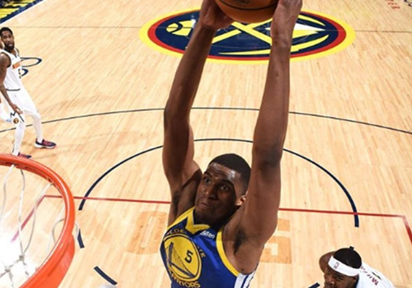 Warriors Kevon Looney Likely Out for NBA Finals