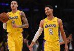 Pelicans Josh Hart Trash Talking Lakers Kyle Kuzma