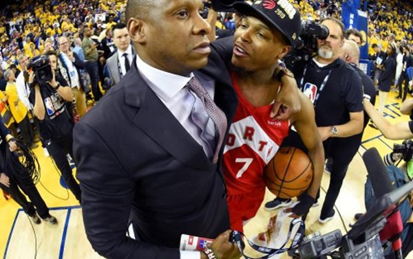 Oakland Police Press Charges Against Raptors GM Masai Ujiri