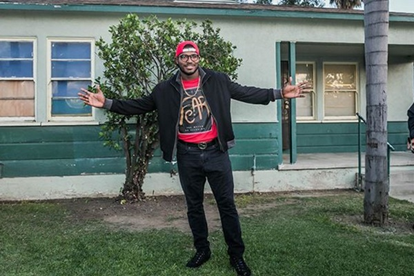 Yasiel Puig Gives Back Opening Community House for Kids