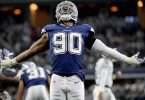 Cowboys DeMarcus Lawrence Surgery Conditioning Video Is Impressive