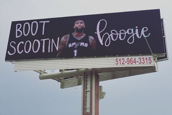 San Antonio Spurs Fans Want DeMarcus Cousins