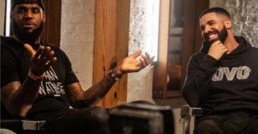 Drake + LeBron James Launching Canadian Sports-Media Brand