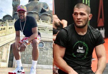 Floyd Mayweather Begging Khabib Nurmagomedov For Fight