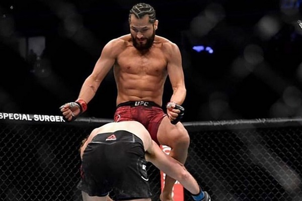 """Jorge Masvidal """"The Punches Were Necessary"""" for Ben Askren"""
