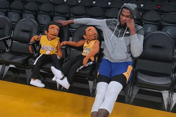 Why Kevin Durant Left The Warriors for The Nets