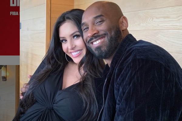 Kobe Bryant Shares First Look at New Baby Girl