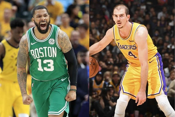 Marcus Morris Signs with Spurs; Alex Caruso Agrees to Lakers Deal