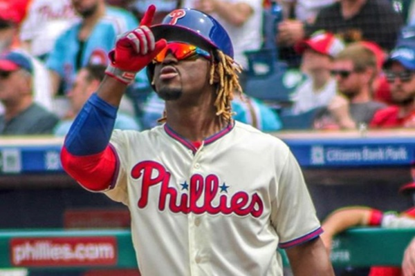 Phillies Odubel Herrera Suspended for 85 Unpaid Games