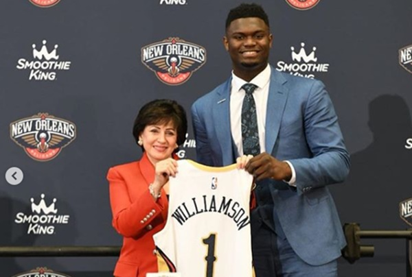 Zion Williamson Out for Rest of Summer