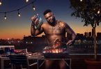 David Ortiz First Photo at Home After Surviving Shooting