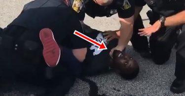 Desmond Marrow: Speaks Out Cop Choking Him Bonding Out