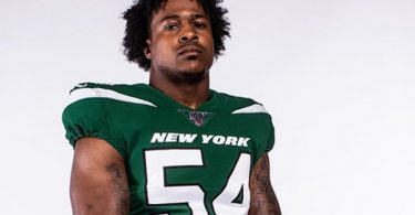 Jets Avery Williamson Out for 2019 Season