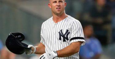 Yankees' Brett Gardner Ejection Again