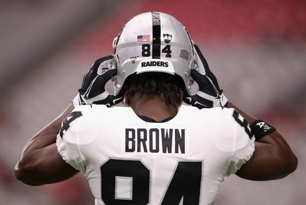 Raiders EXHAUSTED with Antonio Brown Over Helmet Issue