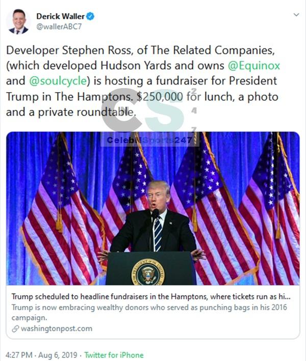 Kenny Stills Gets Multiple Death Threats Over Trump Fundraiser