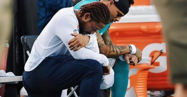 Kenny Stills Will Continue To Kneel