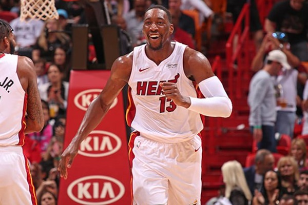 Heat Pick Up $5.1M Option For Bam Adebayo for 2020-21