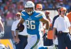 Chargers Hunter Henry Out For Season Before It Starts