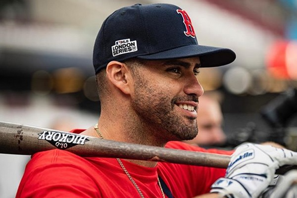 Red Sox May Cut J.D. Martinez + Trade Mookie Betts