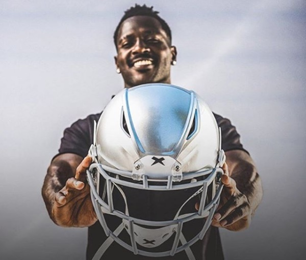 Helmet Manufacturer Xenith Drops Antonio Brown