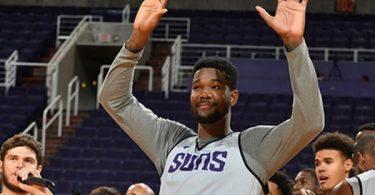 Suns Deandre Ayton Facing 25-Game Suspension