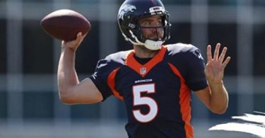 Joe Flacco Neck Injury: Out For Significant Time
