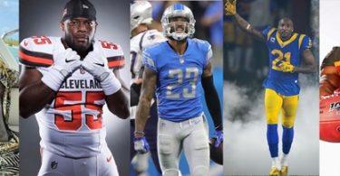 Top NFL Trades: Trent Williams; Genard Avery; Darius Slay; Aqib Talib; O.J. Howard