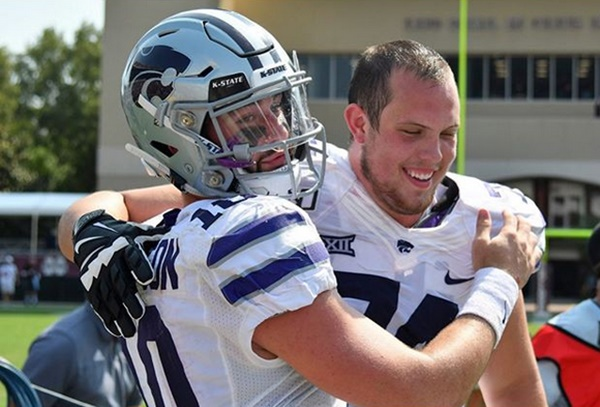 Is The NFL Ready for OT Scott Frantz Who Came Out Gay