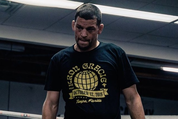 Nate Diaz BMF Fight On After Being Cleared By UFC-USADA