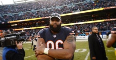 Bears' Akiem Hicks Offended By Radio Host