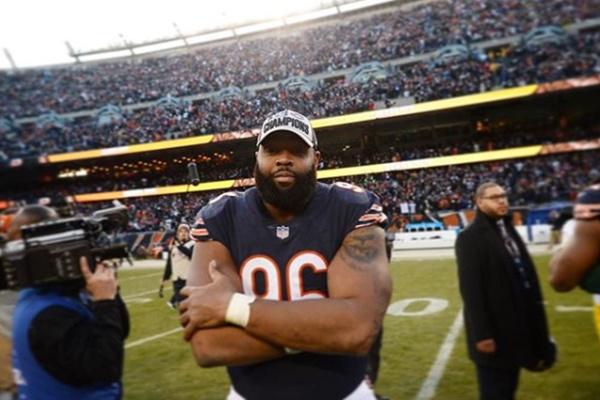 Bears' Akiem Hicks Offended By Radio Host