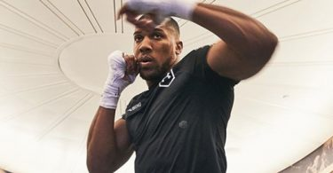 Anthony Joshua NOT Nervous; Says He Got This