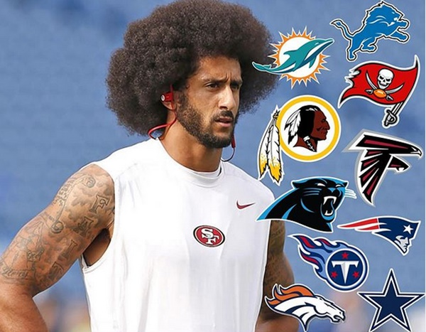 Colin Kaepernick Lawyer Says 2 Teams Interested