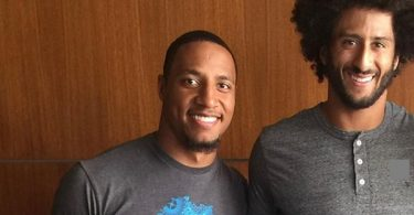 Stephen A. Smith + Eric Reid Face-Off On Social Media Over Kaepernick