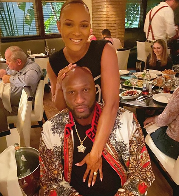 Lamar Odom Engaged To GF Sabrina Parr