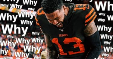 Cleveland Browns May Trade Odell Beckham Jr.