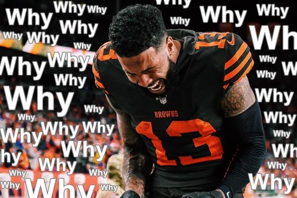 Cleveland Browns May Trade Odell Beckham Jr.