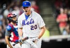 """Pete Alonso RIPS Twitter Troll For Calling Him A""""Fat Ass"""""""